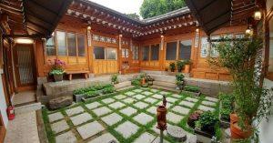 Hanok korea