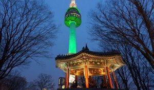 tempat wisata di Korea Namsan Tower