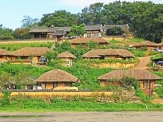 Yangdong rumah tradisonal