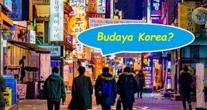 budaya tradisional Korea