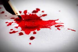 tinta merah di korea