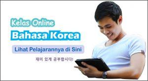 Belajar Korea Online
