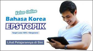 kursus EPS TOPIK online