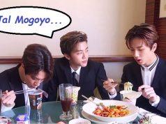 budaya makan orang Korea