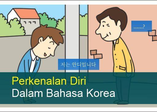 perkenalan diri dalam bahasa Korea