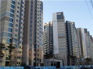 Apartemen Korea