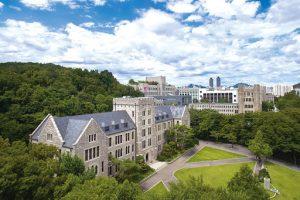 Korea University kamus terbaik korea