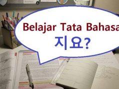 Tata bahasa korea jiyo