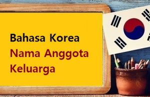 bahasa korea nama keluarga
