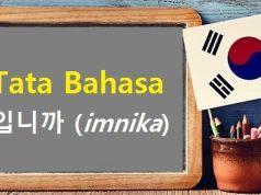 tata bahasa korea imnika