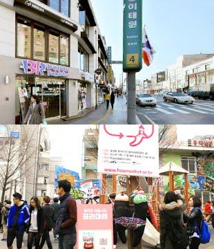 6 Distrik Berpenduduk Internasional Terbanyak di Seoul