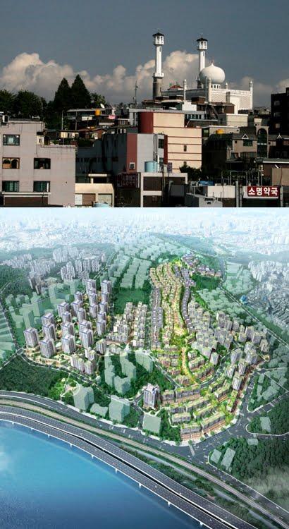 """Pembangunan """"Hannam Newtown District 3"""" Disetujui, Inikah Akhir bagi Distrik 'Multikultural' Itaewon?"""