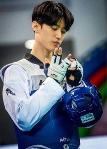 Atlet Pria Korea yang Ganteng Lee dae Hoon
