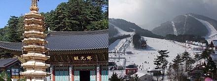Wow! Indonesia Bebas Visa ke Korea! Ini 4 Tempat Menarik yang bisa Kamu Kunjungi di Pyeongchang