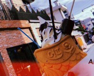 Aboong (Angelish) ice cream