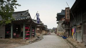 tempat berhantu di Korea