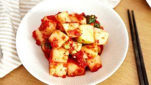 kimchi masyarakat korea