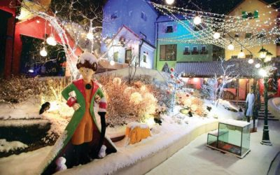 daftar festival musim dingin korea