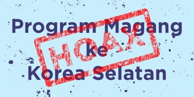 Berikan Pernyataan Resmi, BNP2TKI: Tidak Ada Program Magang ke Korea Selatan!