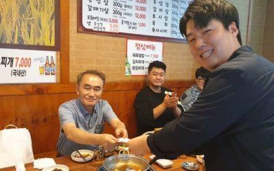 percakapan bahasa korea di restoran