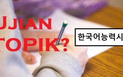 Info ujian TOPIK Korea