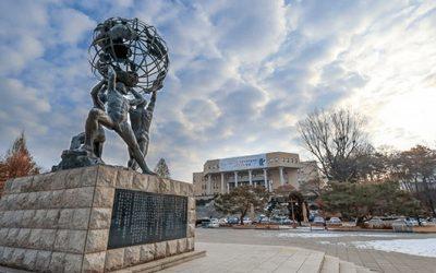 Beasiswa Kangwon National University