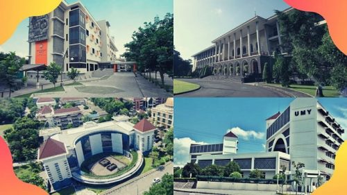 Universitas terbaik di Jogja