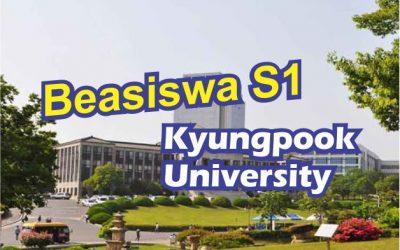 beasiswa S1 Kyungpook University
