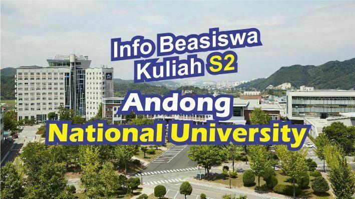 beasiswa S2 Andong University