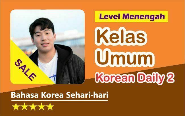 Kelas Korean Daily 2