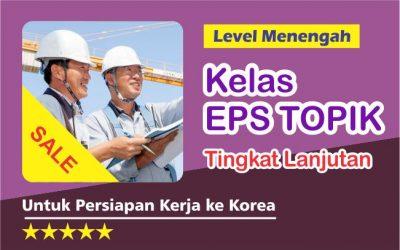 EPS TOPIK MENENGAH
