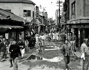 sejarah korea miskin