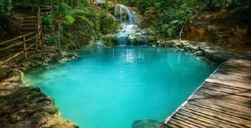 destinasi wisata Yogyakarta terbaru tempat wisata di Jogja Ekowisata Taman Sungai Mudal