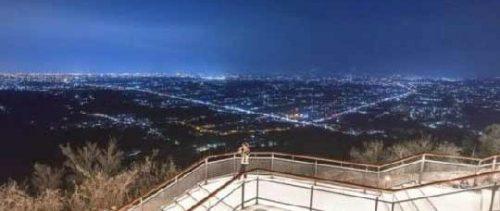 destinasi wisata Yogyakarta terbaru tempat wisata di Jogja HeHa Sky View