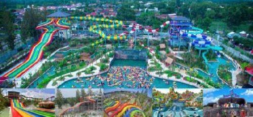 destinasi wisata Yogyakarta terbaru tempat wisata di Jogja Jogja Bay Pirates Adventure Waterpark
