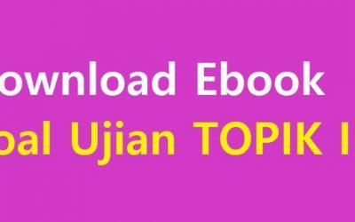 Download Ebook Soal Ujian TOPIK I